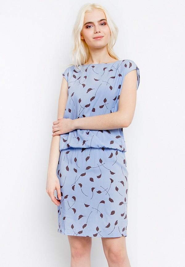 Купить Платье Finn Flare, MP002XW1455Z, голубой, Весна-лето 2018