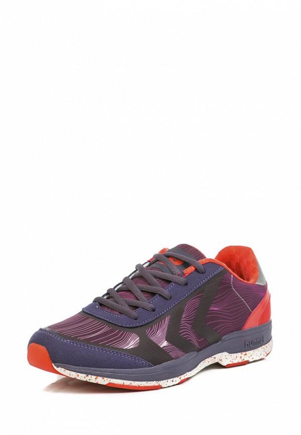 Фото 14 - женские кроссовки Hummel разноцветного цвета
