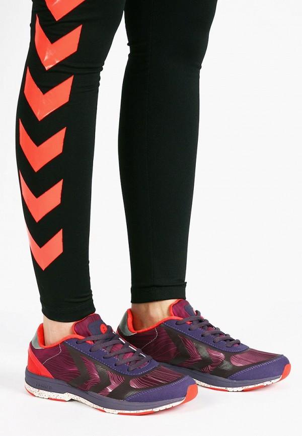 Фото 20 - женские кроссовки Hummel разноцветного цвета