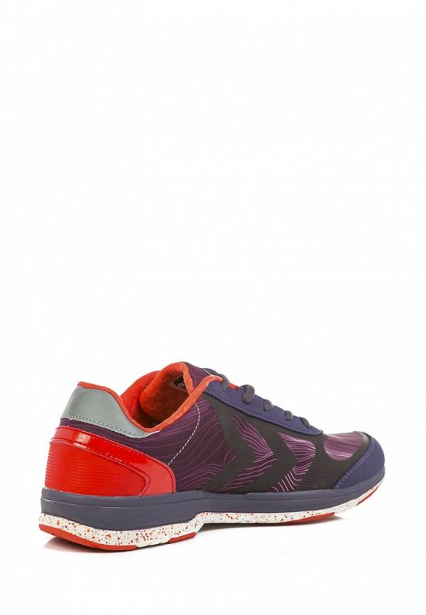 Фото 16 - женские кроссовки Hummel разноцветного цвета