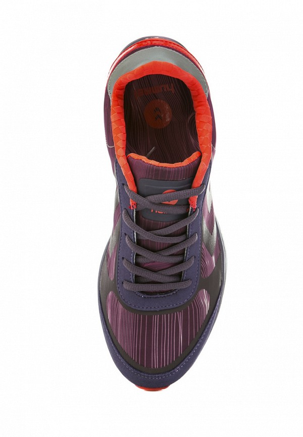 Фото 17 - женские кроссовки Hummel разноцветного цвета