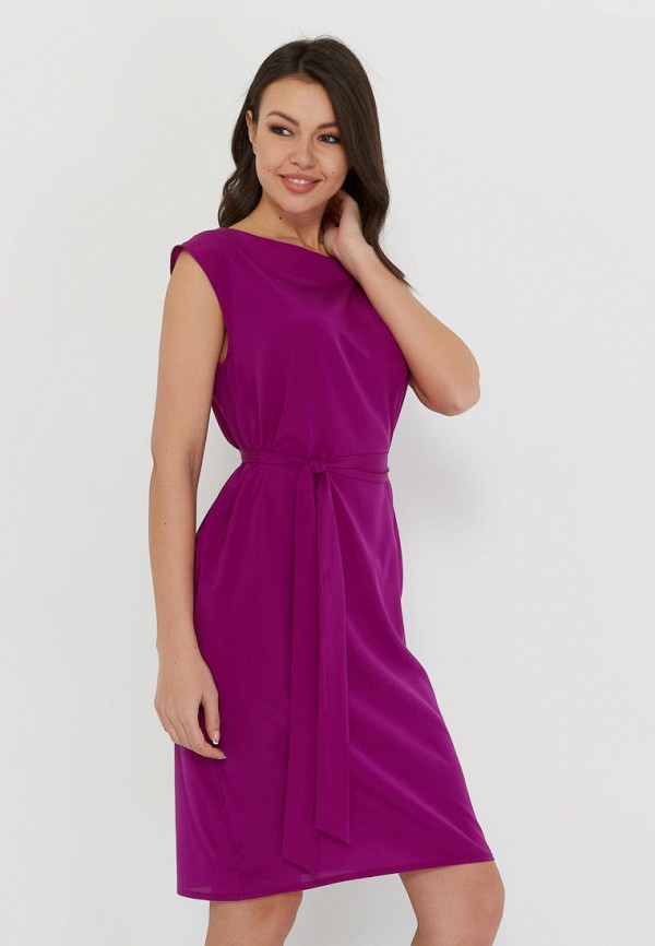 Платье Amalfi Amalfi  бордовый фото