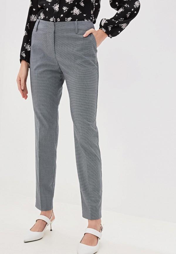 женские брюки vilatte, серые