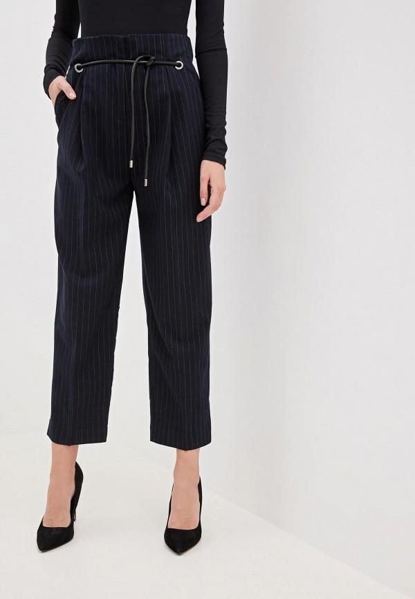 женские брюки vilatte, синие