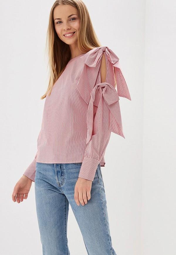 Купить Блуза Твое, MP002XW145I2, красный, Весна-лето 2018
