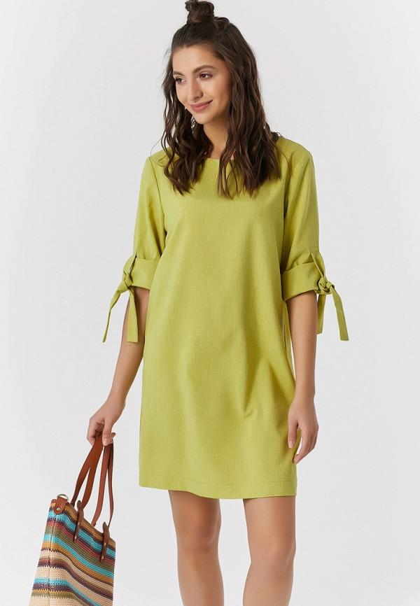 Купить Платье Fly, MP002XW145KF, зеленый, Весна-лето 2018