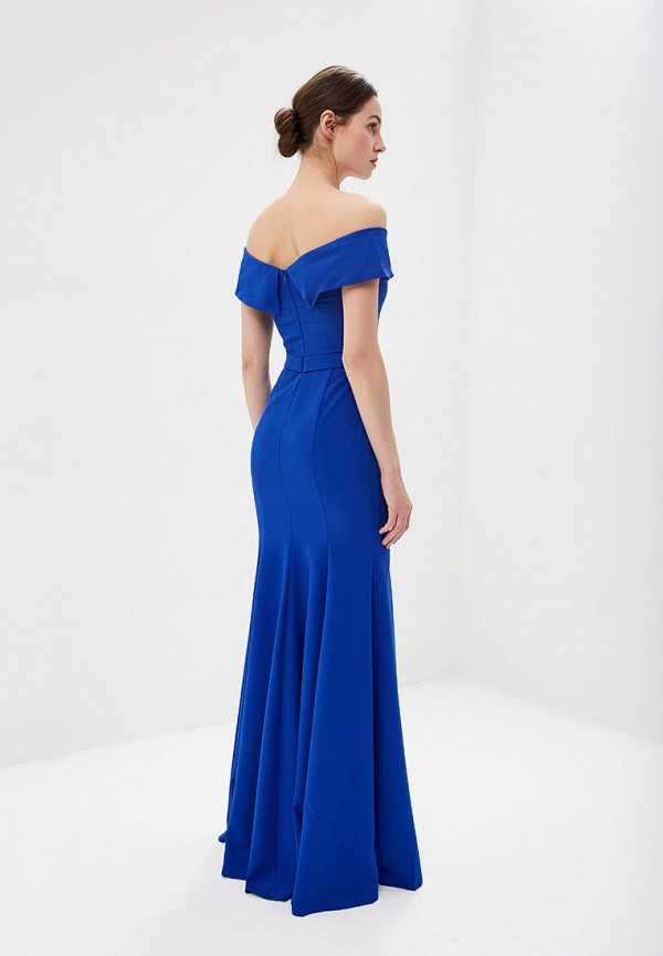Платье Milomoor цвет синий  Фото 3