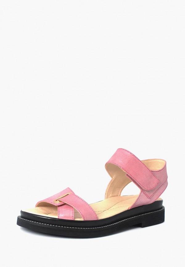 женские сандалии blizzarini, розовые