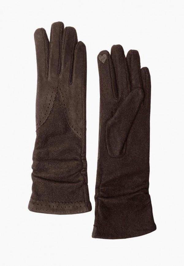 женские перчатки амоо, коричневые