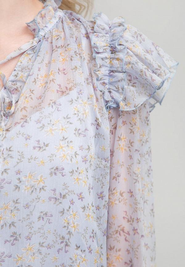 Платье Fors цвет голубой  Фото 4