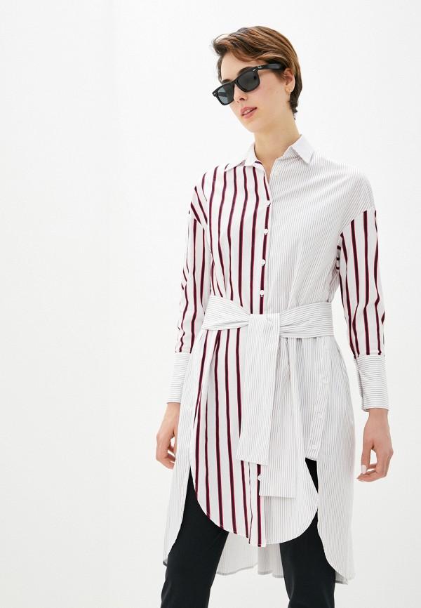 Рубашка Joymiss белого цвета