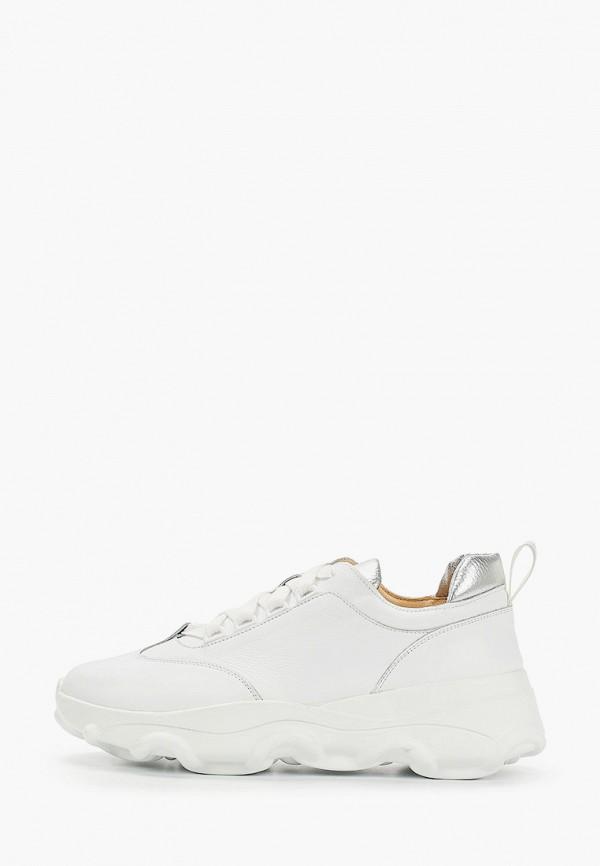 женские низкие кроссовки giotto, белые