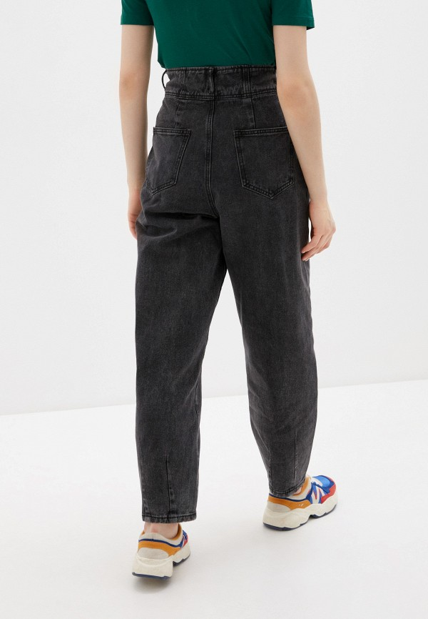 Фото 3 - Женские джинсы Befree серого цвета