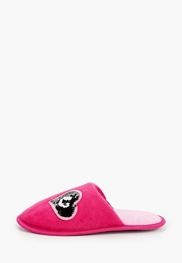 женские тапочки t.taccardi, розовые