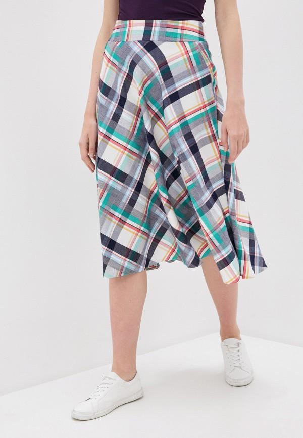 женская юбка-трапеции viserdi, разноцветная