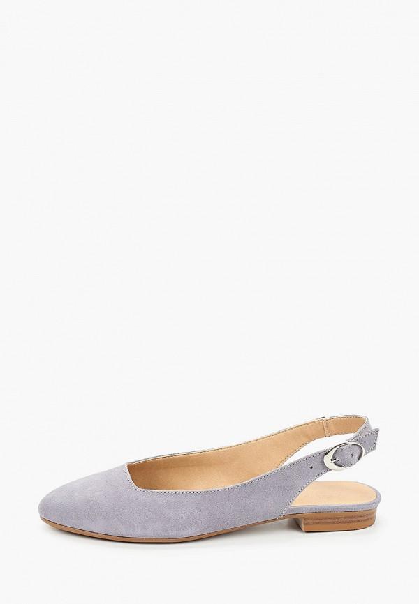 женские туфли pazolini, фиолетовые