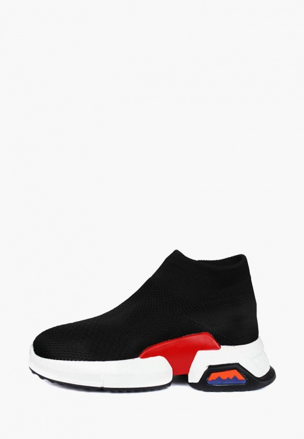 женские кроссовки belletta, черные