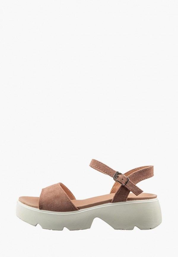 женские сандалии grunberg, бежевые