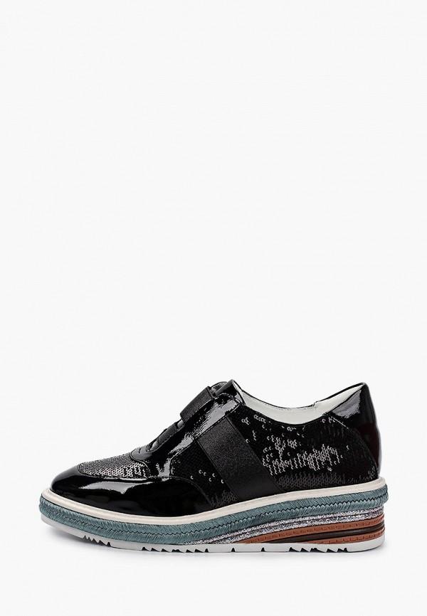 женские низкие ботинки mascotte, черные