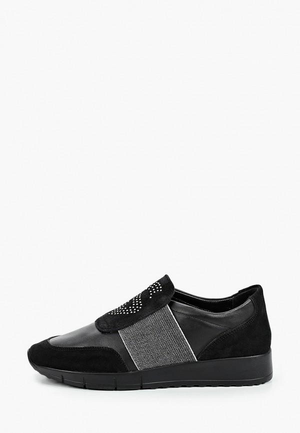 Ботинки Ascalini черного цвета