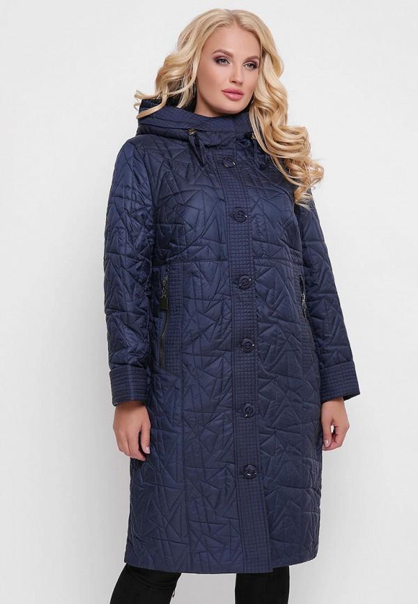женская куртка vlavi, синяя