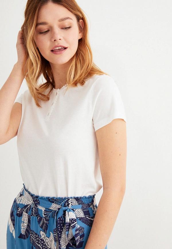 женская футболка women'secret, белая