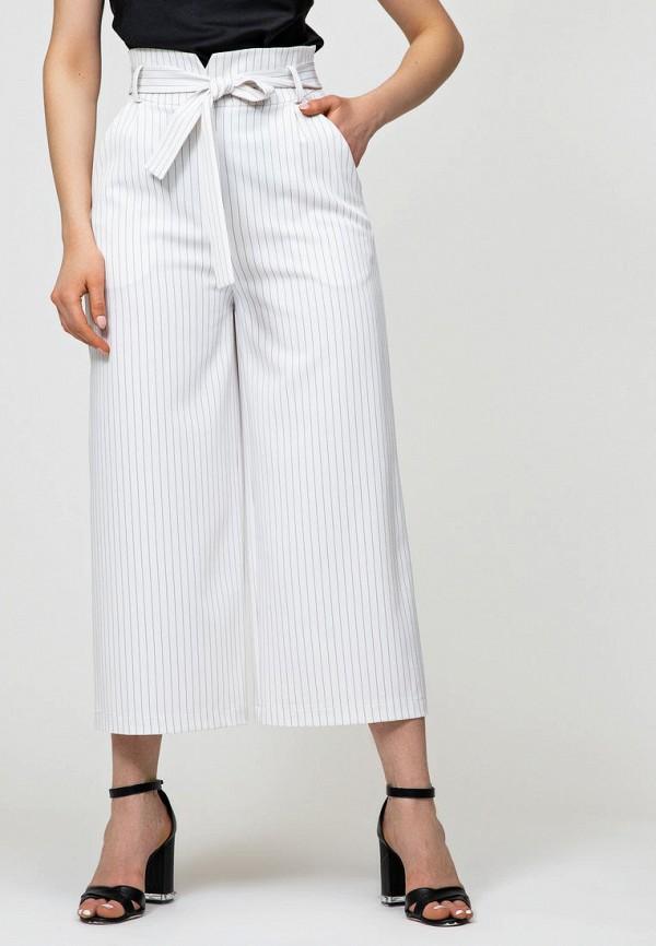 женские брюки itelle, белые