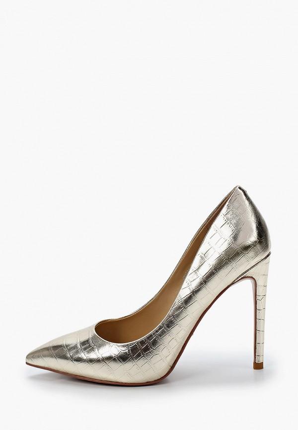 женские туфли vitacci, золотые