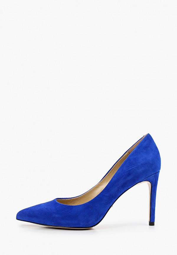 женские туфли-лодочки vitacci, синие