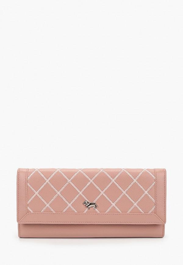 женский кошелёк labbra, розовый