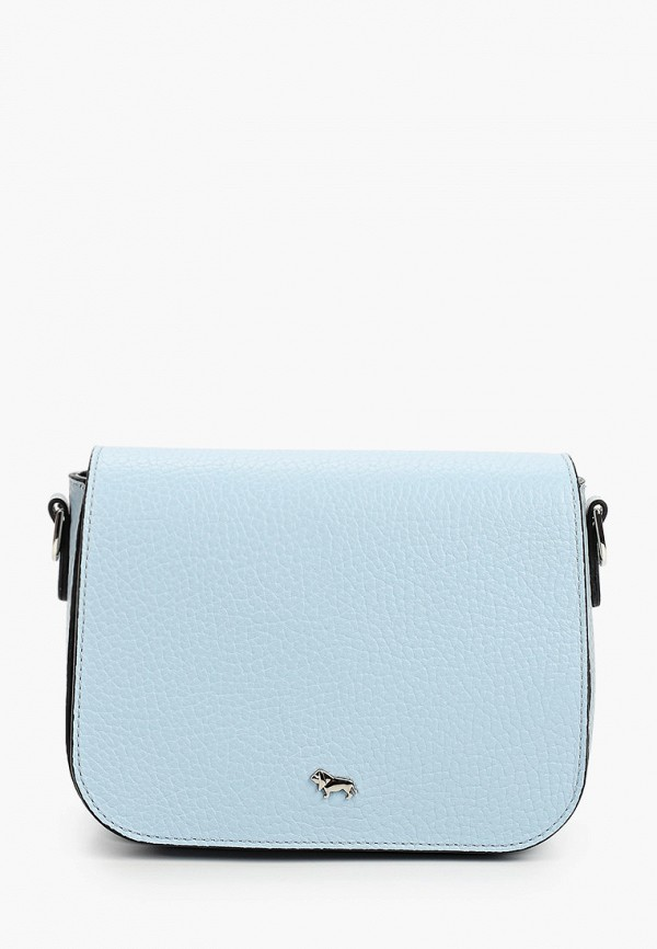 женская сумка через плечо labbra, голубая