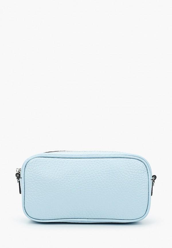 женская поясные сумка labbra, голубая