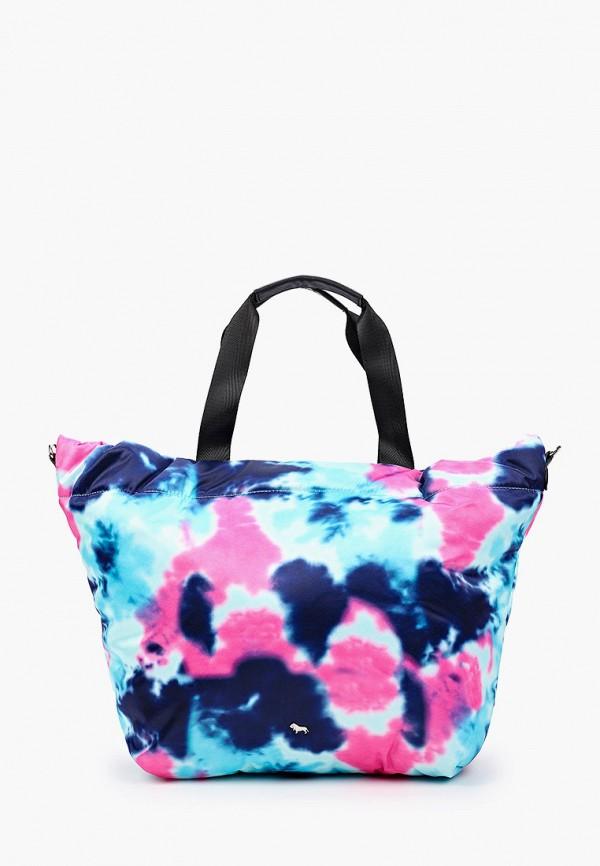 женская сумка-шоперы labbra, разноцветная