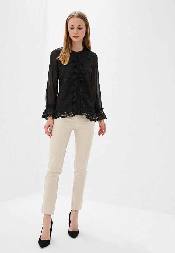 Блуза Perspective цвет черный  Фото 2
