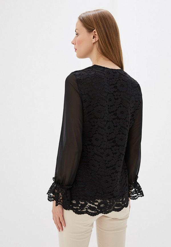 Блуза Perspective цвет черный  Фото 3