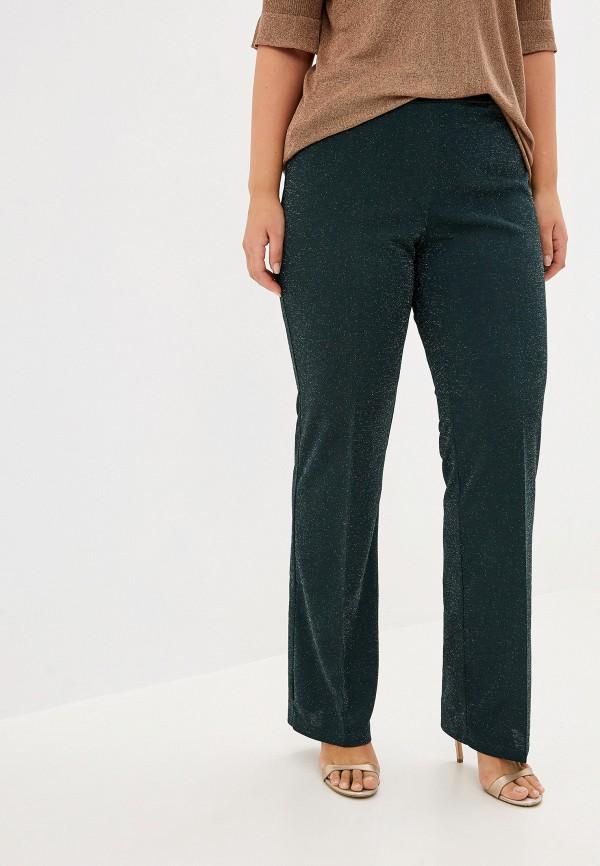 женские брюки blagof, зеленые