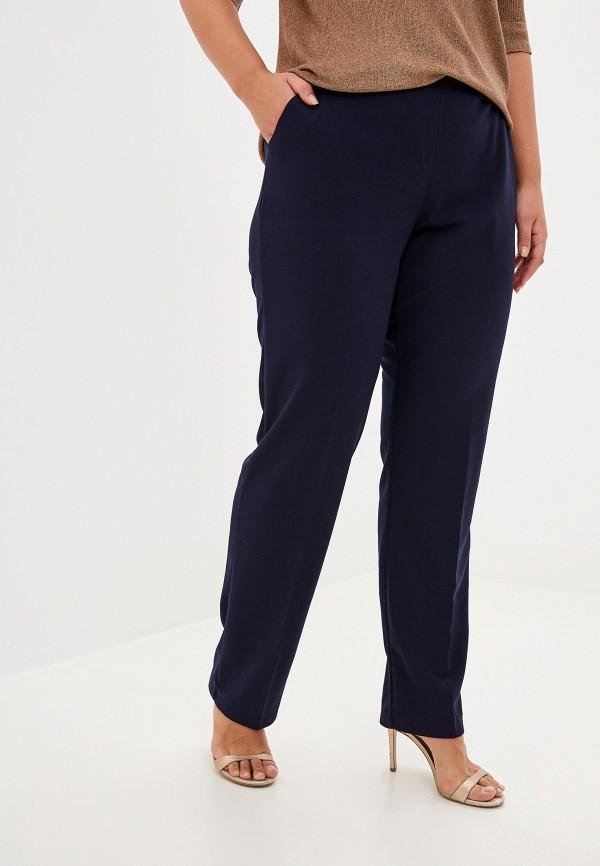 женские брюки blagof, синие