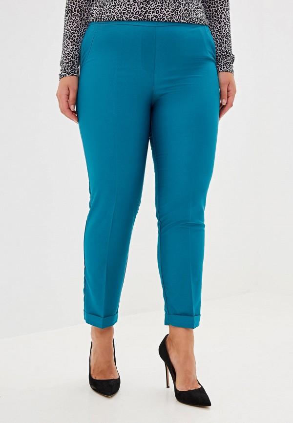 женские брюки blagof, бирюзовые