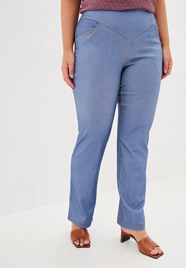 женские брюки blagof, голубые