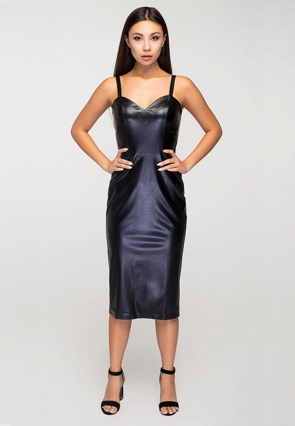 женское платье elena pokalitsina, черное