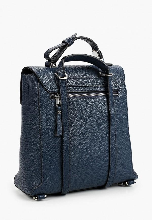 Фото 2 - Женский рюкзак Eleganzza синего цвета