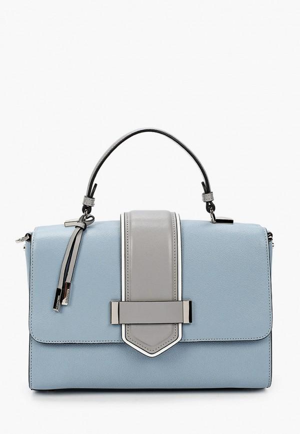 Фото - Женские сумки и аксессуары Eleganzza голубого цвета