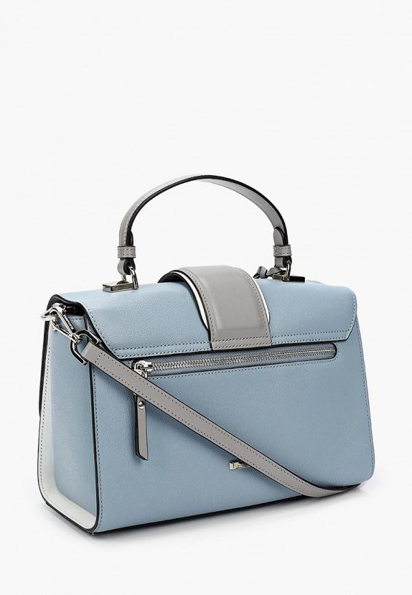 Фото 2 - Женские сумки и аксессуары Eleganzza голубого цвета