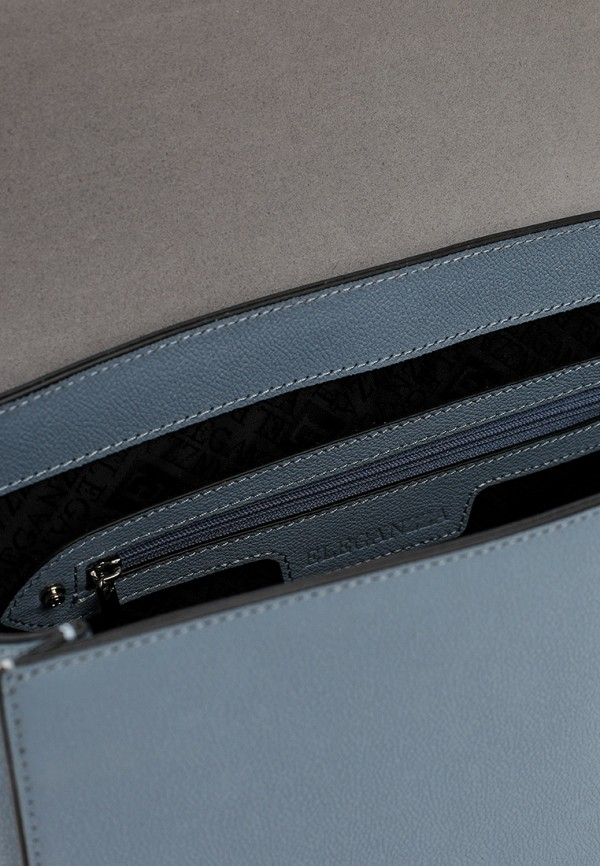 Фото 3 - Женские сумки и аксессуары Eleganzza голубого цвета