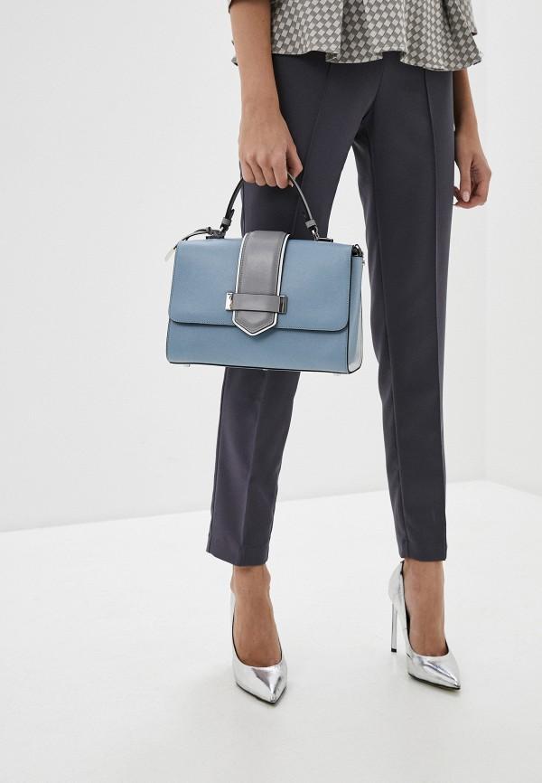 Фото 4 - Женские сумки и аксессуары Eleganzza голубого цвета