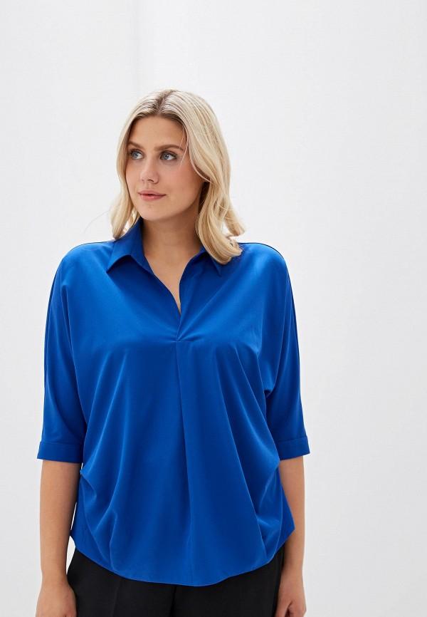Купить Женскую блузку Svesta синего цвета