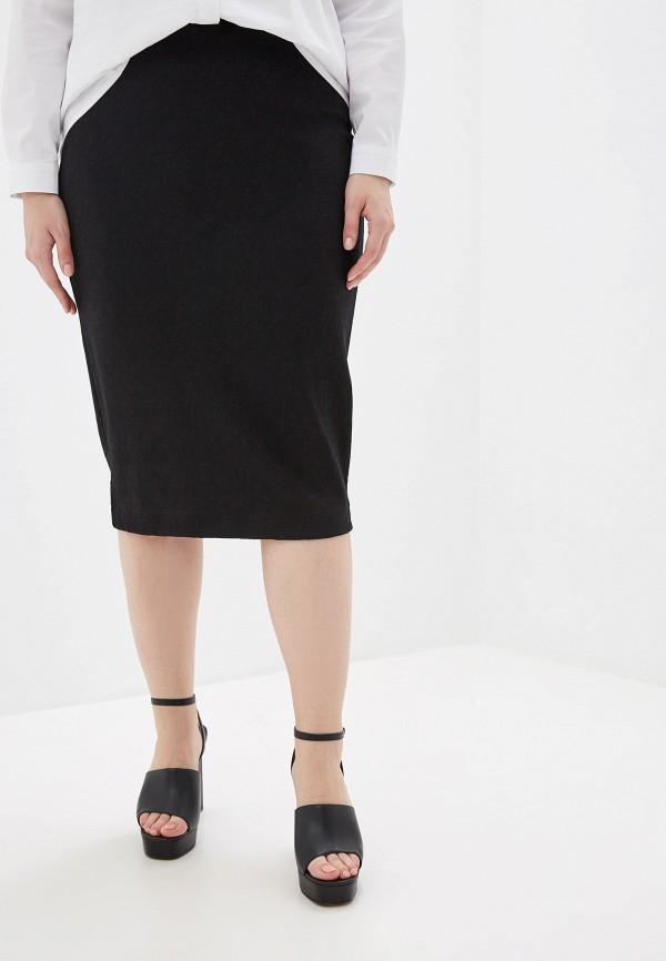 женская юбка averi, черная