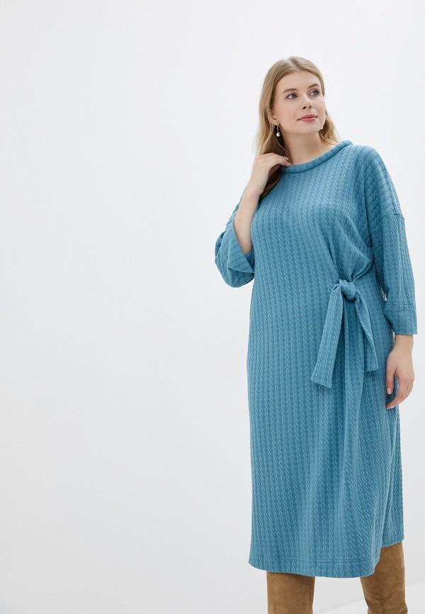 Платье Averi Averi  бирюзовый фото