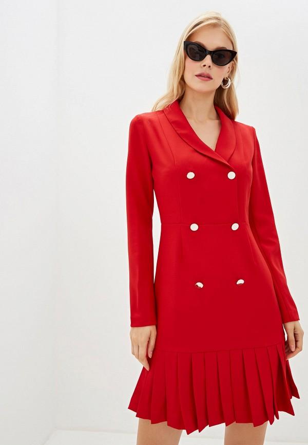 цена Платье Self Made Self Made MP002XW1518O онлайн в 2017 году