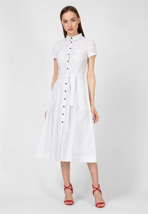 женское платье kano, белое